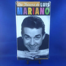 LUIS MARIANO: Les Tresors De Luis Mariano (OUT OF PRINT RARE FRENCH 4CD BOX SET)