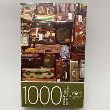 Cardinal 1000 Piece Jigsaw Puzzle Brand New Sealed Many Travel Bags - NEW