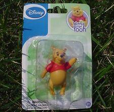 "2 1/8 - inch Winnie The Pooh Figurine ""Winnie The Pooh"" Nip Ages 3+"