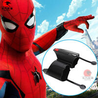 US Marvel SpiderMan Home Coming The Amazing Spider Man Web Shooter Cosplay Decor