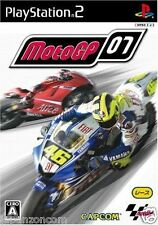 Used PS2 Moto GP 07 SONY PLAYSTATION 2 JAPAN