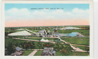 Joplin, MO Aerial View of Mining Vintage Postcard Factory Zinc Lead Route 66 old