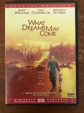 What Dreams May Come (Dvd, 1998)*Robin Williams