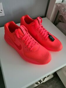 Nike Air Zoom 90 IT Golf Shoes Solar Red size 9