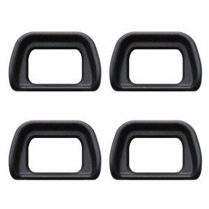 4x Okular Augenmuscheln Augenmuschel Sucher Zum Sony A6300 A6000 A5000 A5100 NEX