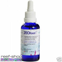 Korallen Zucht Zeovit 50mL Zeo Food7 Liquid Coral Food Amino Acid Free USA Ship