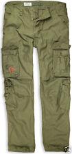 Cargo, Combat Slim Fit Trousers for Men