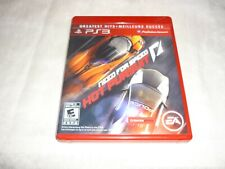 Need for Speed: Hot Pursuit  (Sony PlayStation 3, 2010) WITH CASE