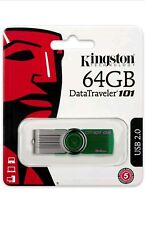 New Kingston 64gb data traveler se9 memory stick Pan Drive