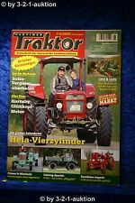 Oldtimer Traktor 7-8/08 Hela D 254/260 Unimog 421 Primus UTB Universal Solex Ver
