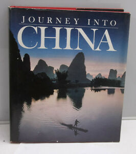 Journey Into China - National Geographic 1982 Danforth First Edition - Good BK3
