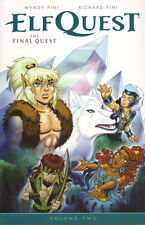 ELFQUEST FINAL QUEST volume two (SC) - Dark Horse - NEW, SIGNED!