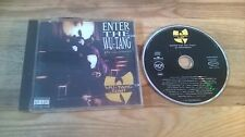 CD HipHop Wu-Tang Clan-Enter the Wu-Tang 36 Chambers (13) canzone BMG RCA