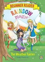 Rainbow Magic Beginner Reader 2: The Weather Fairies by Meadows, Daisy | Paperba