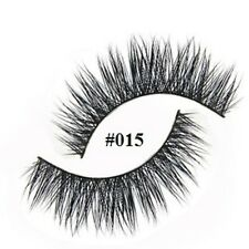 100% Mink Hair 3D Reusable Eyelashes-015