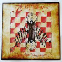 Tyla J Pallas – Devil's Supper (Near Mint) Ltd Ed Red Vinyl. The Dogs D'amour
