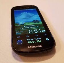 Samsung Galaxy S1 S First Gen Smartphone with 8gb Micro SD Card Verizon