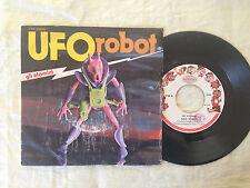 Gli Atomini / I Sanremini – Ufo Robot / Giro Giro Tondo Gir - 7' Vinile 45 giri