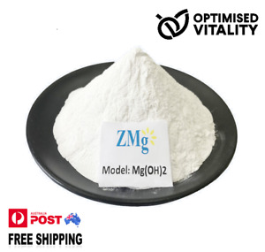 Magnesium Hydroxide Powder (100g) - 100% Pure & High Quality with COA