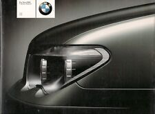 BMW 7-Series E65 2001-02 UK Market Launch 32pp Sales Brochure 735i 745i