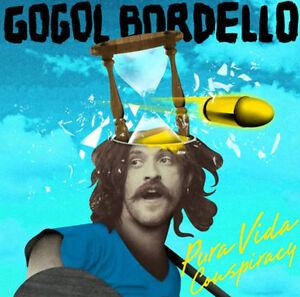 GOGOL BORDELLO PURA VIDA CONSPIRACY CD NUOVO
