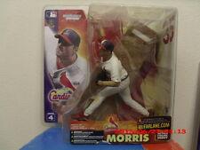Matt Morris Mcfarlane Sportspicks MLB serie 4 Cardenales uniforme Raro
