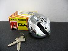 FIAT 126 - 1 BOUCHON ESSENCE ANTIVOL CHROMÉ FAAB NEUF
