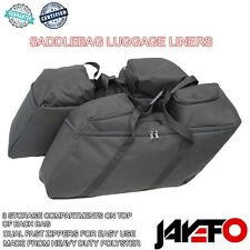 Easy Saddlebag Luggage Liners for Harley Davidson Touring 2014 & newer versions