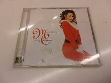 Cd   Mariah Carey  ‎– Merry Christmas