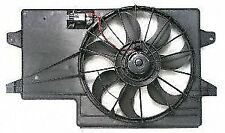2008-2009 Ford Focus Radiator/AC Condenser Fan Assembly
