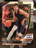 2020-21 PANINI PRIZM DRAFT PICKS DENI AVDIJA RC NO. 46