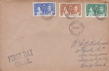 British Colony Used George VI (1936-1952) Bahamian Stamps