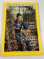 National Geographic Magazine August 1976, Butterfly Venezuela Big Cypress Crisis