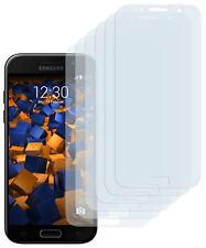mumbi 6x Folie für Samsung Galaxy A5 (2017) Schutzfolie klar Displayschutz
