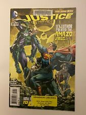 New listing Justice League #37 Dc Comics Comic Book 2014 (*W/ Library Stickers*)