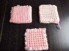 6 Taschentuchbehälter Taschentuchbox Omas Nachlass nostalgisch Wolle CB1661