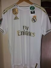 Real Madrid 19/20 home Jersey