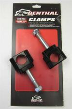 RENTHAL CNC MACHINED STREETFIGHTER HANDLEBAR CLAMPS for FAT BARS
