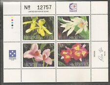 Micronesia #230 (A80) SHEET VF MNH - 1995 32c Flowers