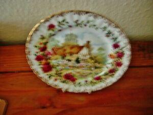 Royal Albert four seasons Decorative Plate 1989 SUMMER