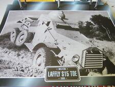 Super Trucks Militär LKW Frankreich Laffly S 15 TOE, 1939