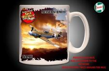 Personalised MESSERSCHMITT WW2 GERMAN AIRCRAFT Mug Cup Gift Grandad Dad Him