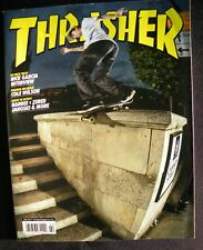 Thrasher Magazine 2017 February #439 Vans Independent Santa Cruz
