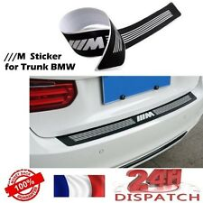sticker M Power BMW Threshold Trunk Trunk sticker adesivo