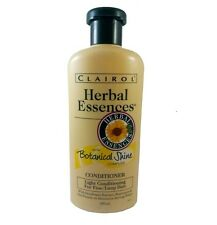 CLAIROL HERBAL ESSENCES BOTANICAL SHINE CONDITIONER FOR FINE/LIMP HAIR-400ML