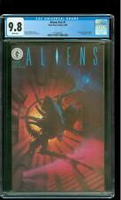 Aliens 1 CGC 9.8 NM/MINT Mark Verheiden Story Denis Beauvais cover Dark Horse