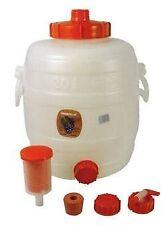 Cuve de fermentation en plastique 20L ✿ Kit complet avec accessoires ✿ Speidel