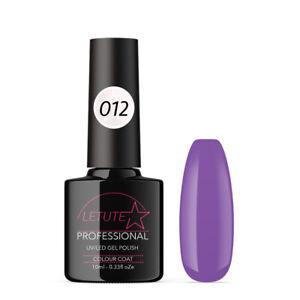 012 LETUTE™ Royal Purple Soak Off UV/LED Nail Gel Polish