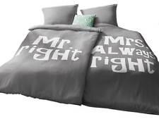 Mr Right In Bettwäschegarnituren Günstig Kaufen Ebay