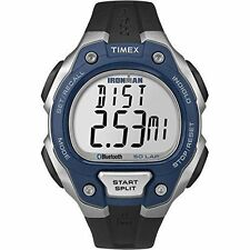 Timex Resin Case Men's Plastic Band Wristwatches